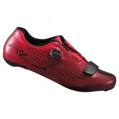 Zapatillas ciclismo Shimano RC7 rojo 2016