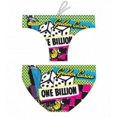 Bañador Waterpolo One Bilion hombre Turbo