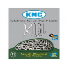 Cadena KMC X11 SL 11 velocidades Silver