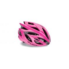 Casco Rudy Project Rush Pink Fluo Brillante