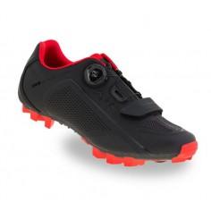 Zapatillas de mtb Spiuk Altube Negro/Rojo