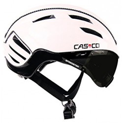 Casco Cas Co SPEEDster TC Plus blanco/negro