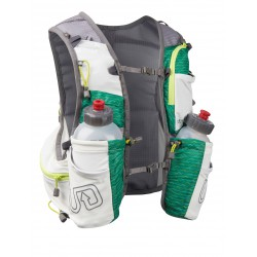 Chaleco de Hidratación Jurek FKT Vest blanco Ultimate Direction