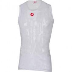 Camiseta interior Castelli Core Mesh 3 blanca