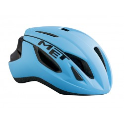 Casco Met Strale color azul 2017