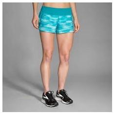 """Pantalones cortos de Running Chaser 3"""" verde Mujer"""