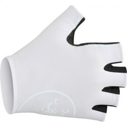 Guantes Secondapelle Castelli blanco