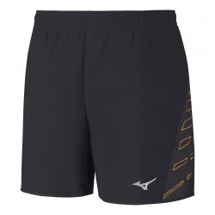 Pantalón Corto Mizuno Venture Square 5.5 negro