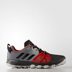 Zapatillas Adidas Kanadia 8.1 Trail negro/rojo - OI17