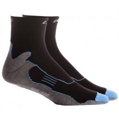 Calcetines ciclistas Craft - Cool azul Gris