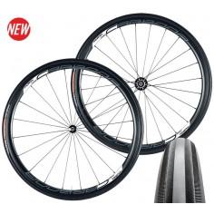 TUFO Carbona 38mm (Juego de ruedas con tubulares incluidos)