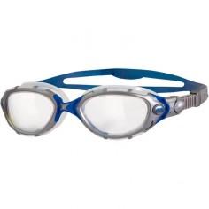Gafas de Natación Predator Flex Zoggs Gris y Azul