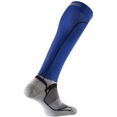 Calcetines Compresión Running Reactive Lurbel Azul Royal
