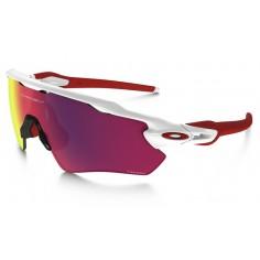 Gafas Ciclismo Oakley Radar EV Path Blancas/Añil