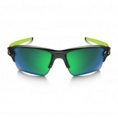 Gafas running Oakley Flak 2.0 XL Black Ink Jade Iridium Polarized
