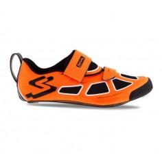 Zapatillas Spiuk Trivium C naranja hombre