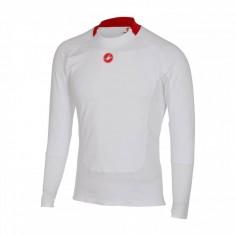 Camiseta Interior Manga Larga Castelli Prosecco Blanca