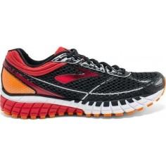 Zapatillas Aduro 4 OI16 Negro/Rojo/Naranja m Brooks