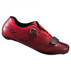 Zapatillas ciclismo Shimano RC7 rojo 2017