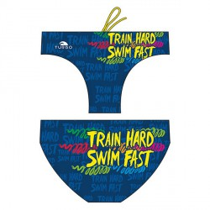 Bañador Stickers Colors Hombre Turbo