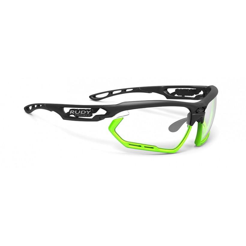 Gafas Fotonyk Rudy Project green/black mat