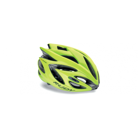 Casco Rudy Project Rush Yellow Fluo Brillante
