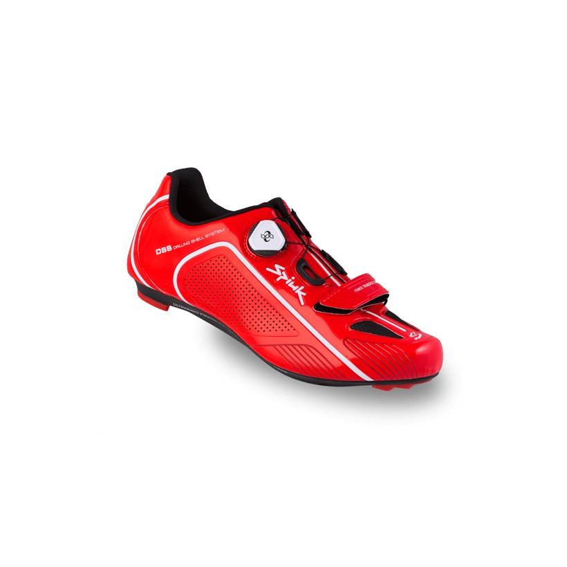 Zapatillas de carretera Spiuk Altube color Rojo