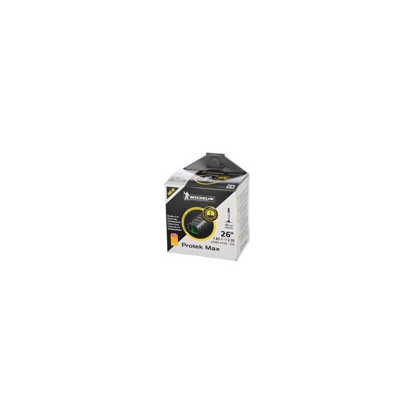 Cámara Michelin Protek Max 26x1.85-2.30 FV40