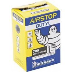 Michelin Butyl A3 700 35/47 B&C - 34mm Standard