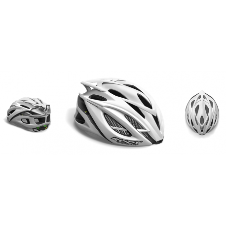 Casco Rudy Project Racemaster blanco/mate