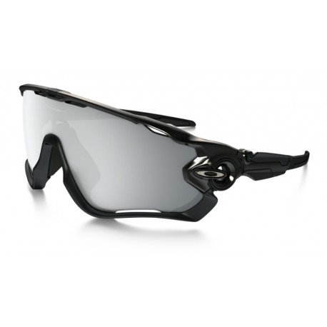 Gafas ciclismo Jawbreaker HALO collection negro iridium