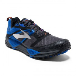 Zapatillas Trail Brooks Cascadia 12 PV17 Gris Azul