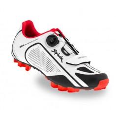 Zapatillas de mtb Spiuk Altube Blanco/Rojo