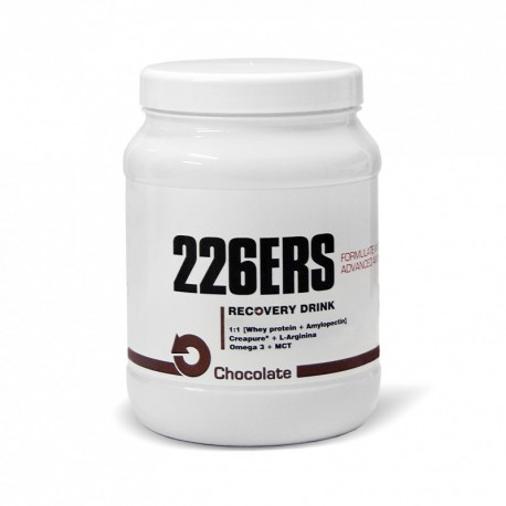Recuperador Muscular 226ERS Chocolate 500GR