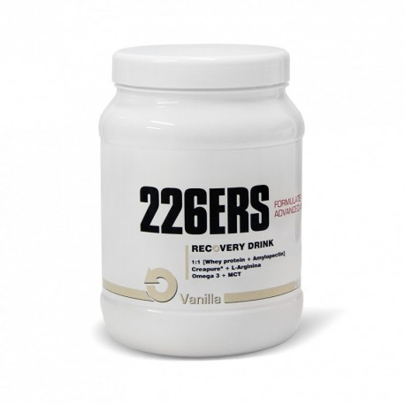 Recuperador Muscular 226ERS Vainilla 500GR