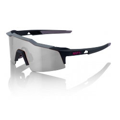 Gafas 100% Speedcraft Graphite SL Lente Ahumada (Smoke)