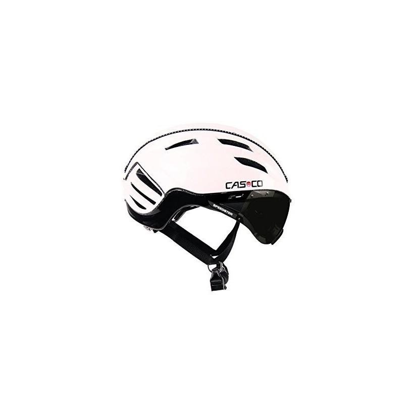 Casco Cas Co SPEEDster TC Plus blanco/negro