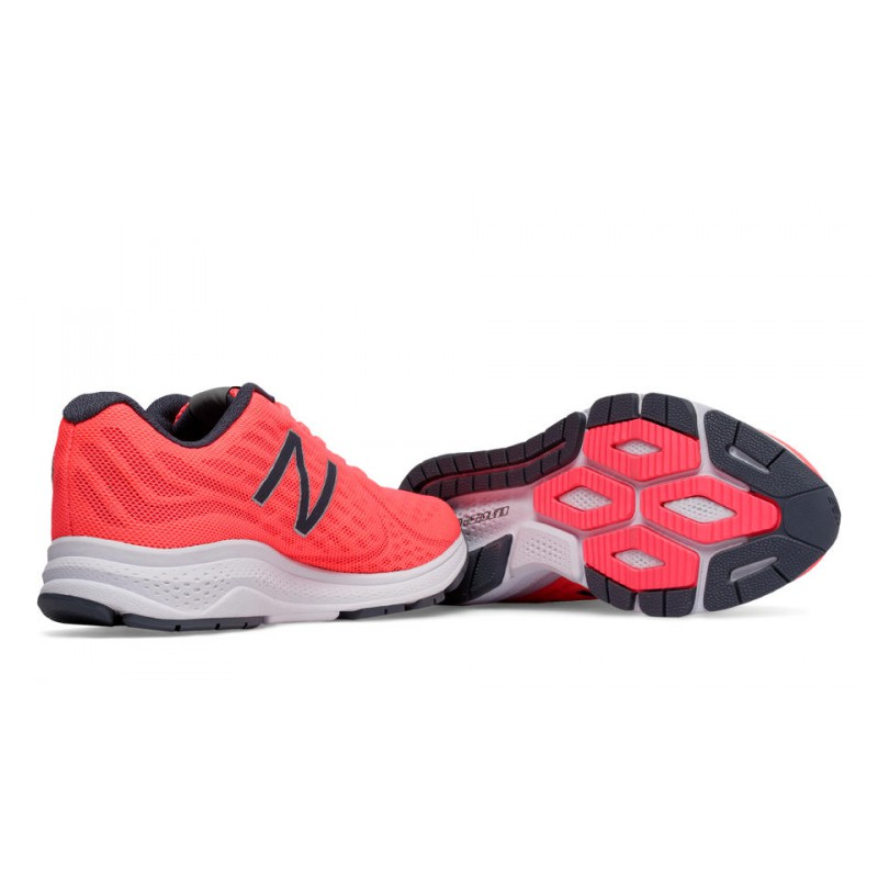 New Balance Rush naranja