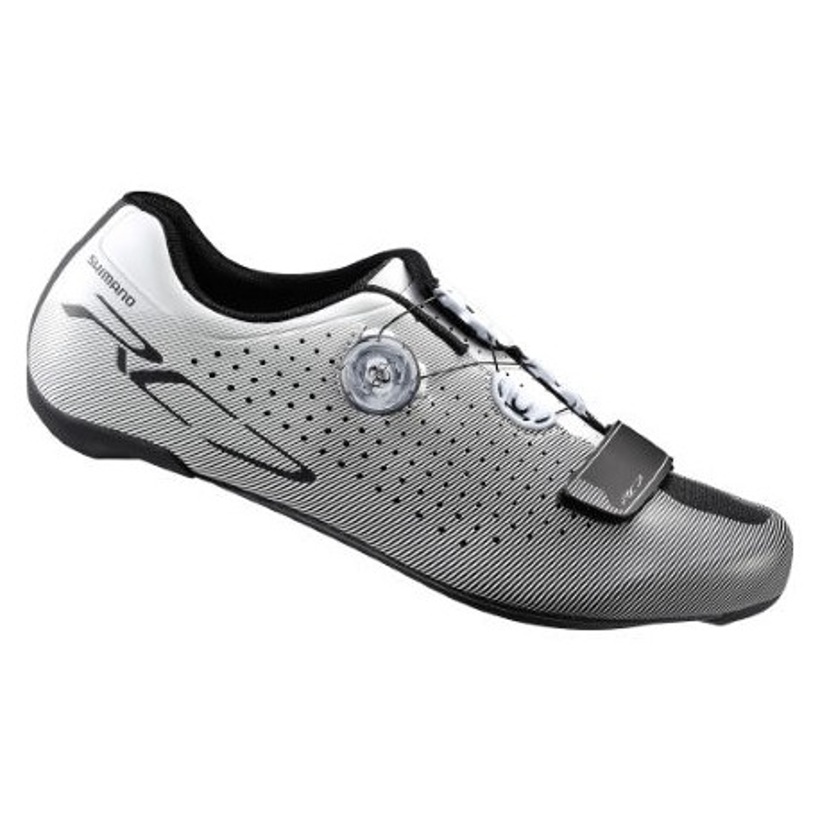 Zapatillas ciclismo Shimano RC7 blanco 2017