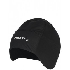 Gorro invierno Craft. Negro