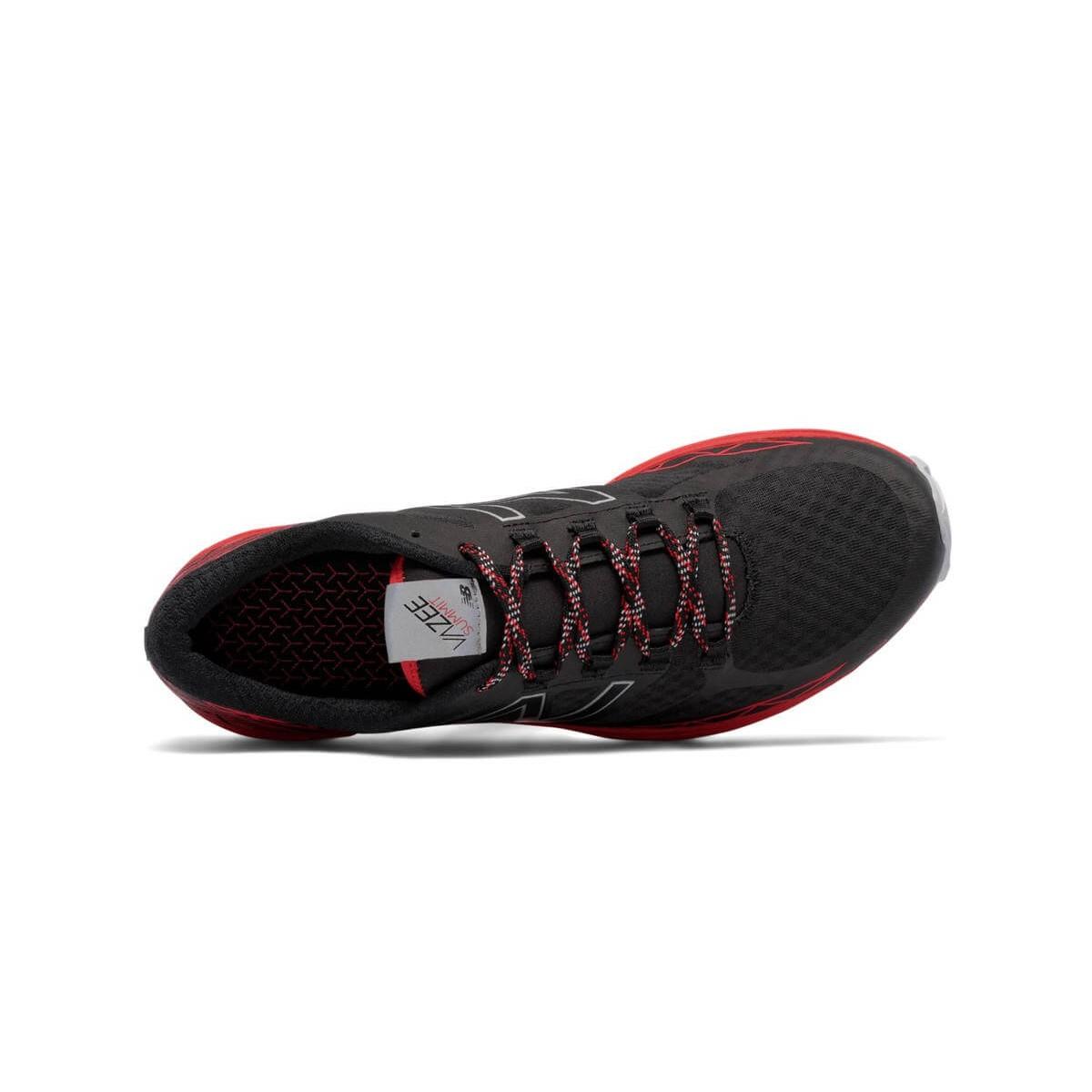 new balance negras con rojo