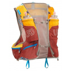 Chaleco de hidratación Mountain Vest 3.0 de Ultimate Direction granate