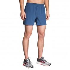 "Pantalón corto Sherpa 5"" hombre azul Brooks"