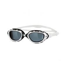Gafas de natación Zoggs Predator Flex Negro/Blanco 2017