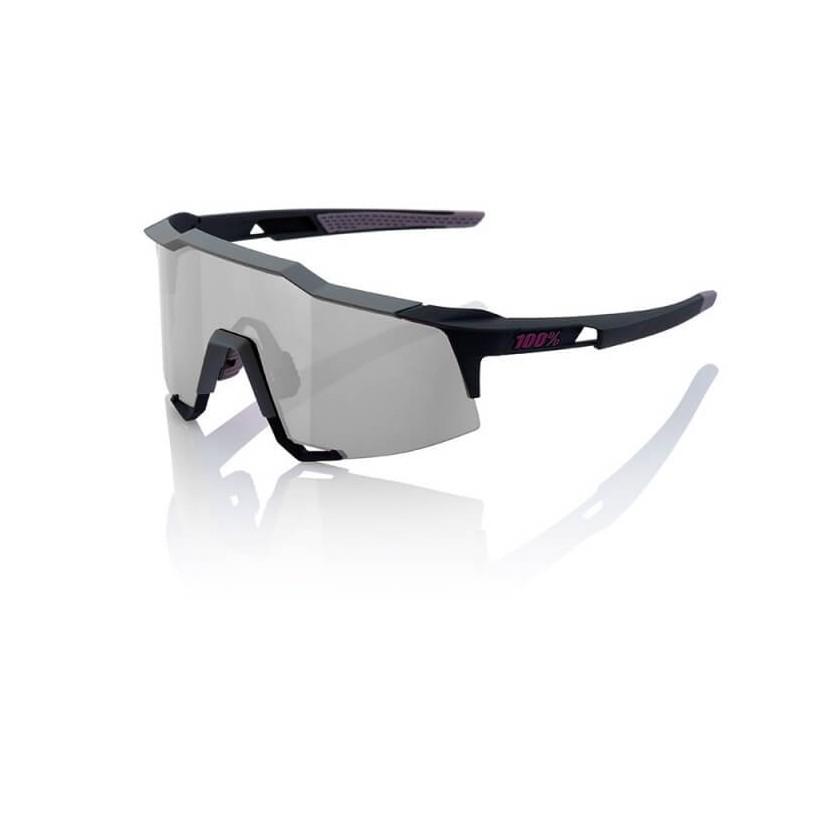 Gafas 100% Speedcraft LL Graphite / Smoke Lens