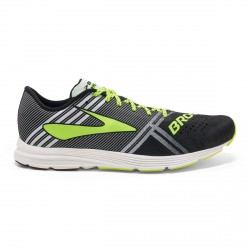 Brooks Hyperion Hombre Negra/Fluo PV17