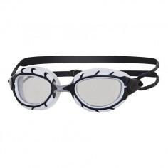 Gafas de natación Zoggs Predator Negro/Blanco 2017