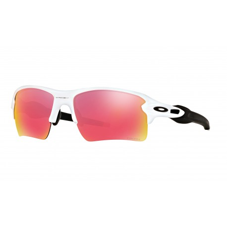 Gafas Oakley Flak 2.0 XL Polished White Prizm Field
