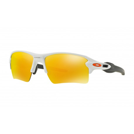 Gafas Oakley Flak 2.0. XL Polished White Fire Iridium