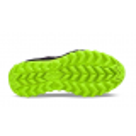 Zapatillas Saucony Xodus Iso morado/negro/verde Mujer PV17